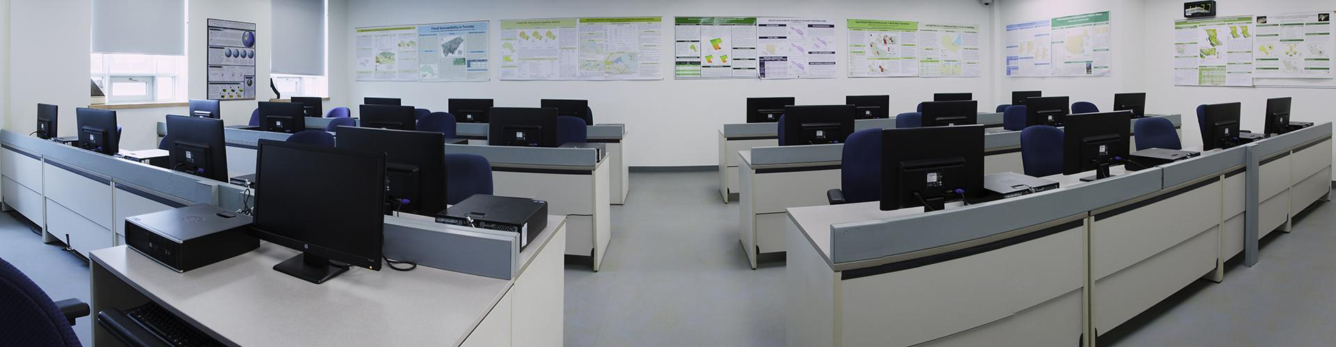 Geographic Information Systems (GIS) Laboratory