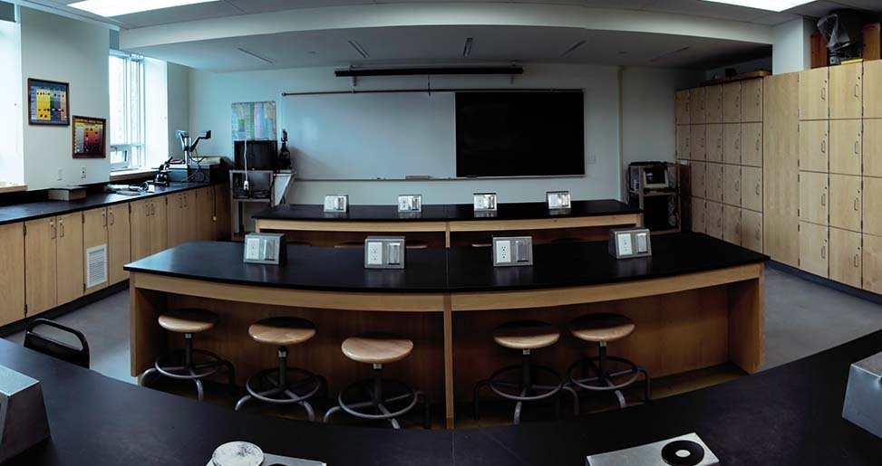 geochem classroom photo