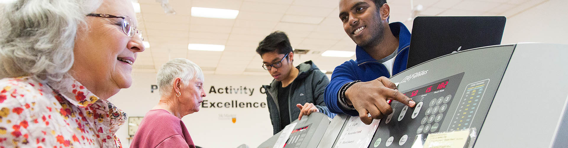 McMaster Physical Activity Centre of Excellence (PACE)