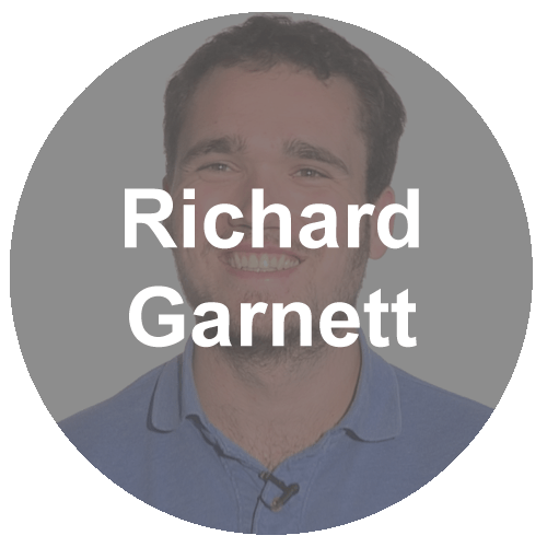 Richard Garnett Photo