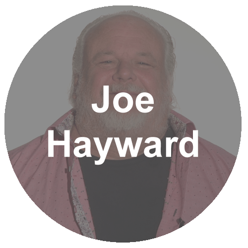 Joe Hayward Photo