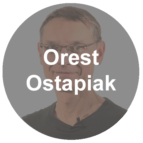 Orest Ostapiak Photo